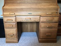 Rolltop desk by Riverside in Naperville, Illinois