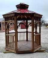 8'x8' Gazebo in Fort Campbell, Kentucky