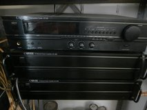 vintage carver stereo system will separate in Alamogordo, New Mexico