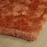 Kaleen Posh Psh01 Rug In Coral-(9' x 12') in Bellaire, Texas