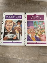 Oliver twist and Doctor Dolittle in Okinawa, Japan