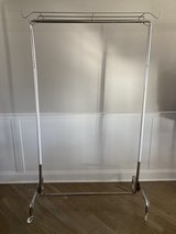 Clothing Rack for Laundry Room, Garage Sales, Consignment Sale Prep in Naperville, Illinois