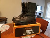 Corcoran Jump Boots in Fort Campbell, Kentucky