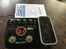 Guitar effects pedal G2.1u with instructions and cd in Okinawa, Japan