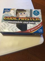 New Think Fun Code Master game in Naperville, Illinois