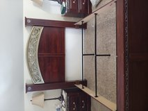 Queen Bed frame- fair condition, 6 years old. in Camp Pendleton, California