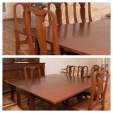Antique Rush Bottom Chairs 8 in Beaufort, South Carolina