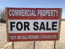 Commercial property near business district in Alamogordo, New Mexico