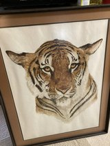 Large tiger picture from Thailand in Warner Robins, Georgia