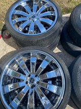 Rims for sale in Baytown, Texas