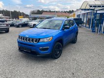 2018 Jeep Compass Sport in Grafenwoehr, GE