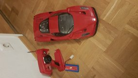 Big Ferrari with remote  and charger in Stuttgart, GE