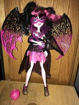 Draculara Monster High Doll Ghouls Rule in Naperville, Illinois