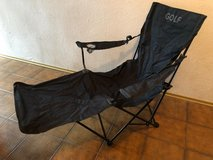 Outdoor Folding Lounge Chair in Ramstein, Germany