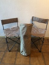 2 Outdoor Folding Chair in Ramstein, Germany