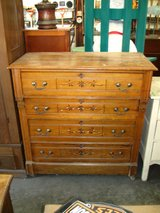 Oak Dresser in Naperville, Illinois