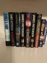 Reduced - $12 Patterson Books in Spring, Texas