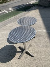 Used 2 pc set tables in Okinawa, Japan
