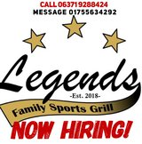 Looking for cooks and wait staff in Ramstein, Germany