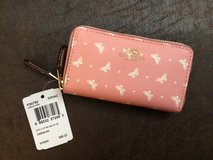 Coach leather butterfly coin case NWT in Fort Campbell, Kentucky