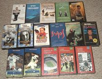 BRAND NEW Lot of 16 Spanish Video Tapes VHS  All Espanol Mexico. in Morris, Illinois