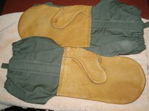 """Military Surplus """"Trigger Finger"""" Mittens w/Wool Inserts in Naperville, Illinois"""