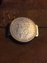 1878 Morgan Dollar Money Clip in Alamogordo, New Mexico