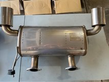 2015 Nissan 370z Nismo OEM Muffler  Fits 2015-2020 Nismo Trims in Naperville, Illinois