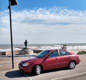 2006 KIA Spectra dependable, always starts, maroon. in Bellaire, Texas