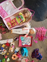 """HUGE doll lot for 18"""" dolls includes 2 dolls and all clothes and accessories in Alamogordo, New Mexico"""