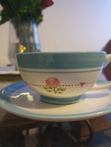 M&S Large Cup & Saucer Tea Rose Collection in Lakenheath, UK