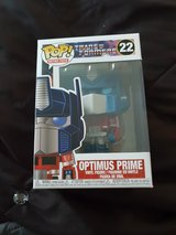 Transformers Pop Vinyl Optimus Prime 22 NEW in Lakenheath, UK