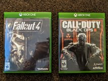 Fallout 4 & Call of Duty Black Ops III - Xbox One in Stuttgart, GE