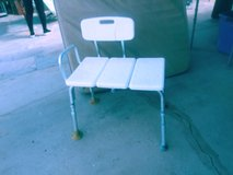 Shower bench handicapped in Alamogordo, New Mexico
