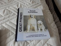 Great Pyreness Book in Naperville, Illinois