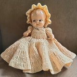 Vintage 1950's Baby Mine Ideal Baby Doll in Naperville, Illinois