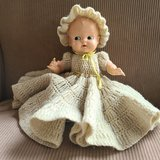 Vintage 1950's Baby Mine Ideal Baby Doll (#2) in Naperville, Illinois