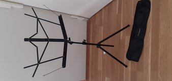 Music stand   foldable with case in Wiesbaden, GE