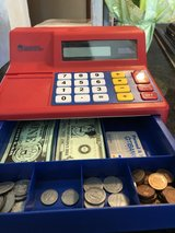 Pretend & Play Calculator Cash Register by Learning Resources in Naperville, Illinois