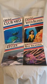 BOOKS ON DIVING in St. Charles, Illinois