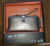 the sak 3-in-1 phone wallet (brand new) in Naperville, Illinois