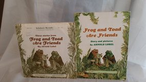 1970 - Frog and Toad ... Book and Record in Naperville, Illinois