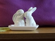 easter-rabbit - china  salt and pepper in Ramstein, Germany