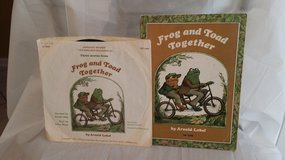 1971-1972 - Frog and Toad...Book and Record in Naperville, Illinois