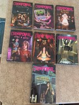 You're Invited to a Creepover Book lot of 7 by P. J. Night; Tweens Mild Horror in Cherry Point, North Carolina