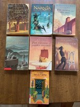 Narnia (The Chronicles of) : Complete Set of 7 by C.S. Lewis in Cherry Point, North Carolina