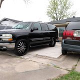 04 chevy suburban in Bellaire, Texas