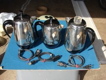 CHOICE OF FARBERWARE ELECTRIC COFFEE PERCULATERS in St. Charles, Illinois