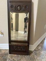 Reduced new price $45  Heavy vintage carved mirror in Kingwood, Texas