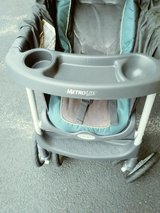 Graco MetroLite Stroller - in great condition in Naperville, Illinois